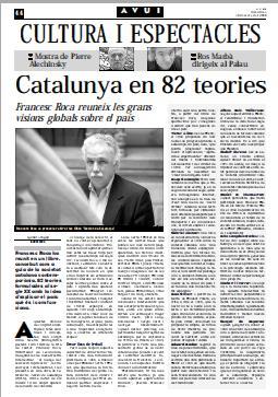 [http://nova.deulofeu.org/wp-content/uploads/Alexandre_Deulofeu_-_Avui_2000-03-10_catala.jpg]