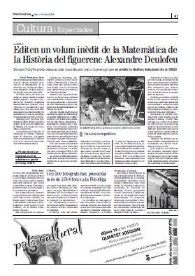 [http://nova.deulofeu.org/wp-content/uploads/Alexandre_Deulofeu_-_Diari_de_Girona_2005-05-19_catala.jpg]