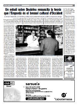 [http://nova.deulofeu.org/wp-content/uploads/Alexandre_Deulofeu_-_El_Punt_2005-03-27_catala.jpg]